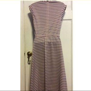 Julie Miller Dresses - Julie Miller of California Stripped Vintage Dress